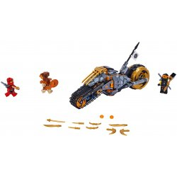 LEGO 70672 Cole's Dirt Bike