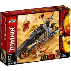 LEGO 70672 Motocykl Cole'a