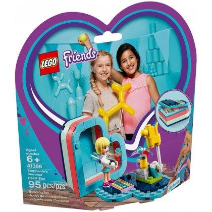 LEGO 41386 Pudełko przyjaźni Stephanie