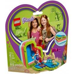 LEGO 41388 Mia's Summer Heart Box