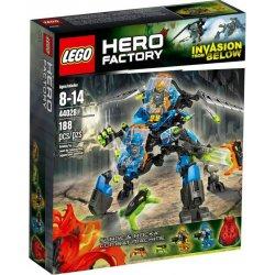 LEGO 44028 SURGE & ROCKA Combat Machine