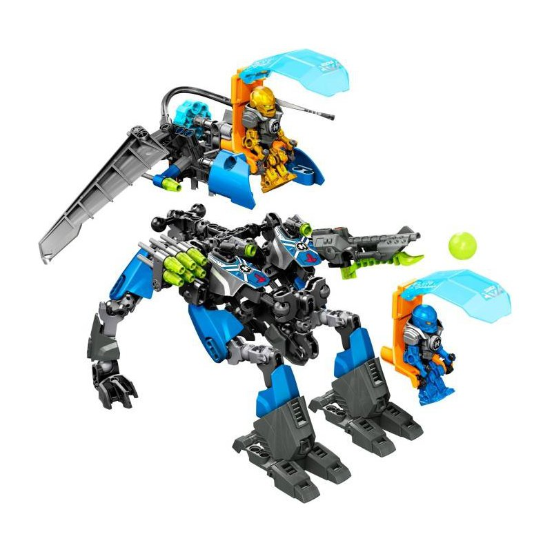 Lego 44028 Surge Rocka Combat Machine Lego Sets Hero Factory