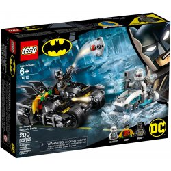 LEGO 76118 Mr. Freeze™ Batcycle™ Battle