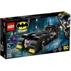 LEGO 76119 Batmobile: w pogoni za Jokerem