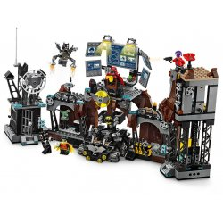LEGO 76122 Atak Clayface'a na Jaskinię Batmana