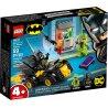 LEGO 76137 Batman i rabunek Człowieka - Zagadki