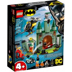 LEGO 76138 Batman i ucieczka Jokera