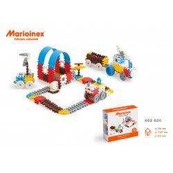 Mini waffle konstruktor 140 dla chłopca