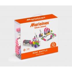 Mini waffle konstruktor 140 dla dziewczynki