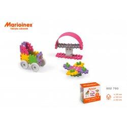 Mini waffle konstruktor 35 dla dziewczynki