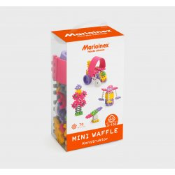 Mini waffle Konstruktor 70 dla dziewczynki