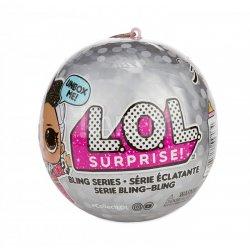 L.O.L. SURPRISE - Błyszcząca laleczka Bling w kuli