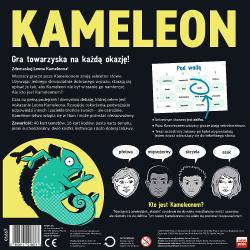 Gra Kameleon