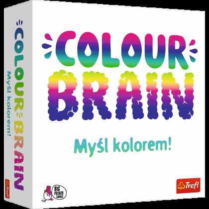 Colour Brain. Myśl kolorami - Gra