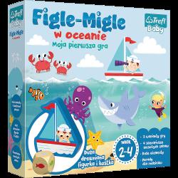 Gra Figle-Migle w oceanie