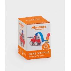 Mini waffle Strażak zestaw mały