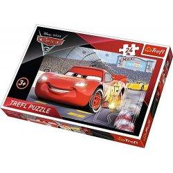 Puzzle Maxi 24 el. Auta 3