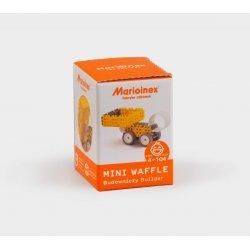 Mini waffle Budowniczy zestaw mały