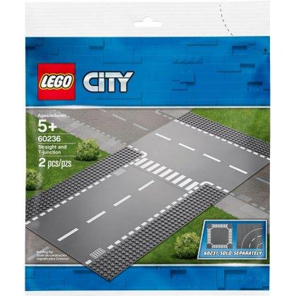 LEGO 60236 Ulica i skrzyżowanie
