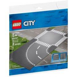 LEGO 60237 Zakręt i skrzyżowanie