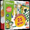Kalejdoskop 25 gier - Rodzina Treflików