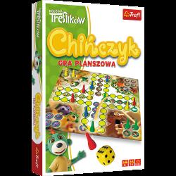 Chińczyk Rodzina Treflików - gra rodzinna