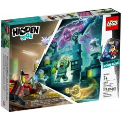 LEGO 70418 Laboratorium duchów J.B.