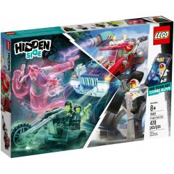 LEGO 70421 Samochód kaskaderski El Fuego