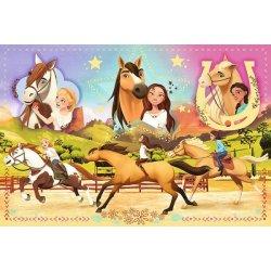 Puzzle 160 el. 15370 : Spirit, Duch Wolności: Trzy przyjaciółki