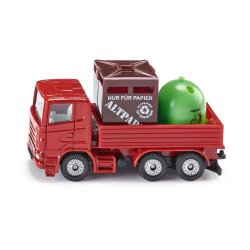 Siku Super: Seria 08 - Recycling-Transporter 0828
