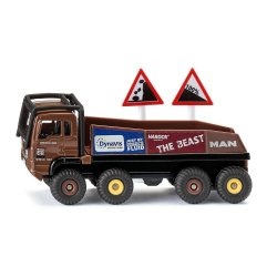 Siku - HS Schoch 8X8 MAN Truck Trial 1686
