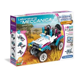 Laboratorium Mechaniki - Jeep 50123