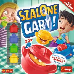 Gra Szalone Gary !