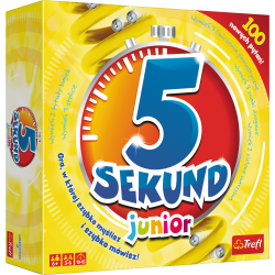 Trefl Gra 5 Sekund Junior Edycja 2019