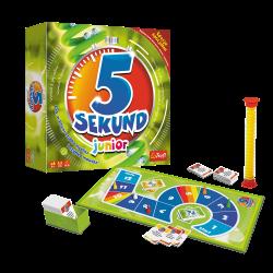 Trefl Gra 5 Sekund Junior Edycja Specjalna 2019