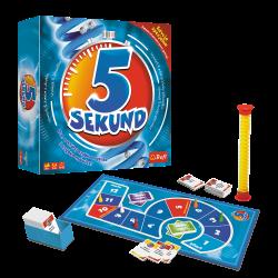 Gra towarzyska 5 Sekund edycja specjalna 2019