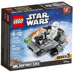 LEGO 75126 Śmigacz śnieżny Najwyższego Porządku