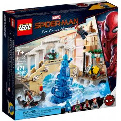 LEGO 76129 Atak Hydro-Mana