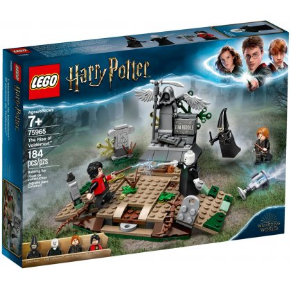 LEGO 75965 Powrót Voldemorta™