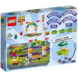 LEGO 10771 Karnawałowa kolejka