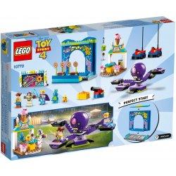 LEGO 10770 Karnawałowe szaleństwo Chudego i Buzza