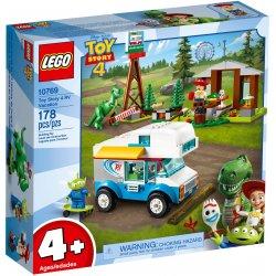 LEGO 10769 Toy Story 4 — wakacje w kamperze