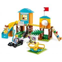 LEGO 10768 Przygoda Buzza i Bou na placu zabaw