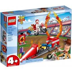LEGO 10767 Pokaz kaskaderski Diuka Kabum