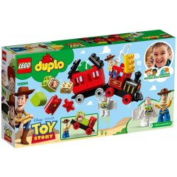 LEGO DUPLO 10894 Pociąg z Toy Story