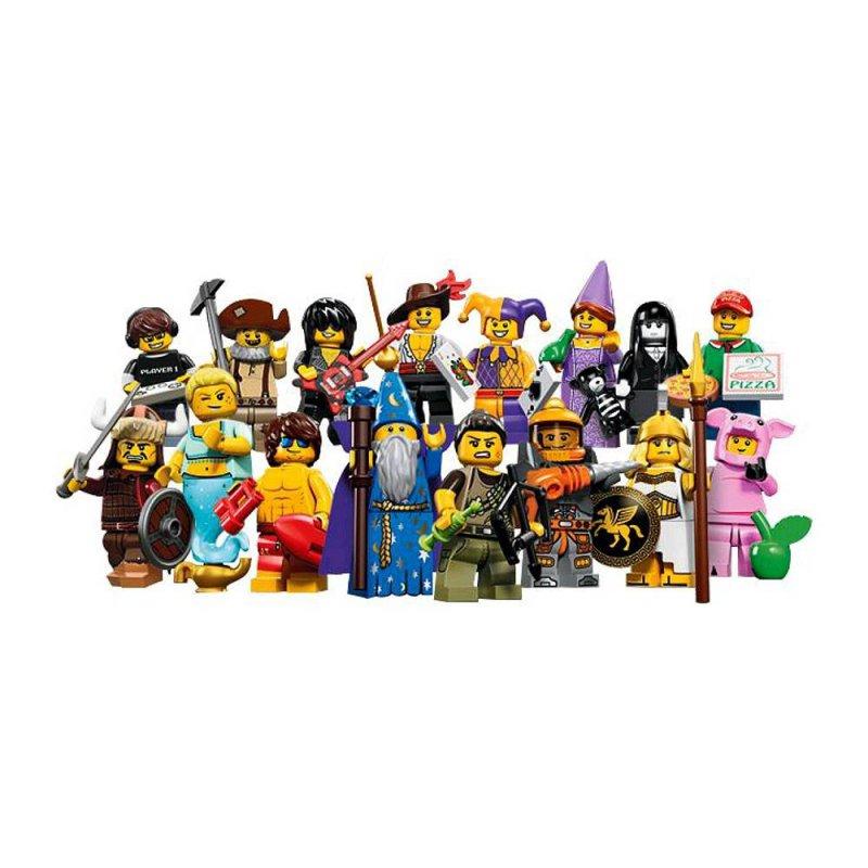 Lego 71007 Minifigures Series 12 Lego Sets Minifigures Mojeklocki24