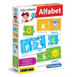 Uczę się bawiąc - Alfabet