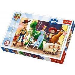 Puzzle 100 el. Toy Story: Bawmy się