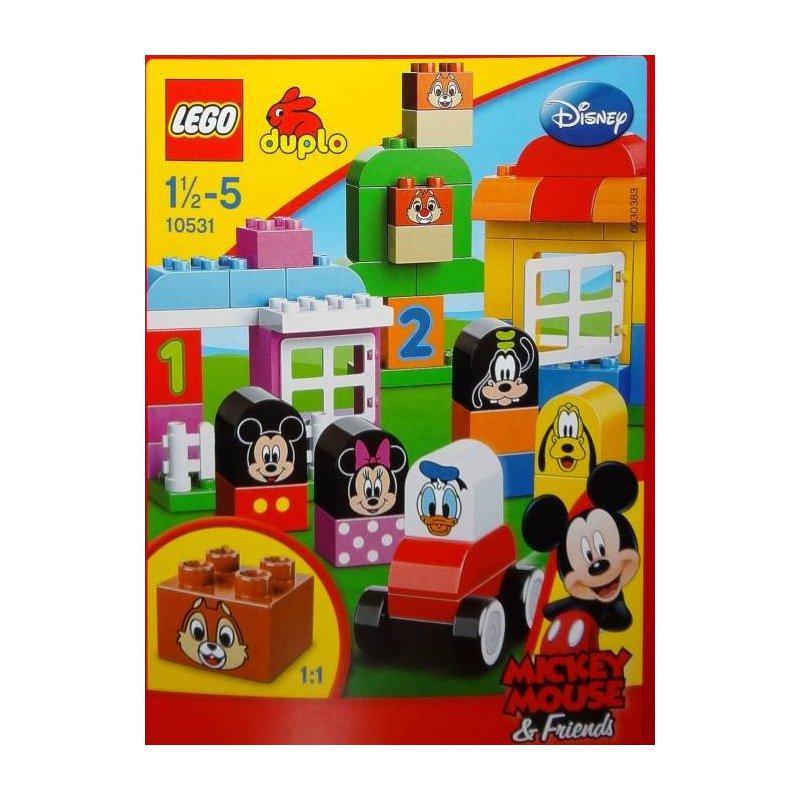 Lego 10531 Mickey I Przyjaciele Klocki Lego Duplo Mojeklocki24