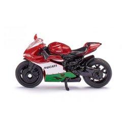Siku Super: Zestaw podarunkowy - auta sportowe + motocykl